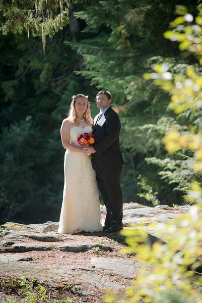 Barry & Talia Wedding - Aug 31st 2013 Whistler