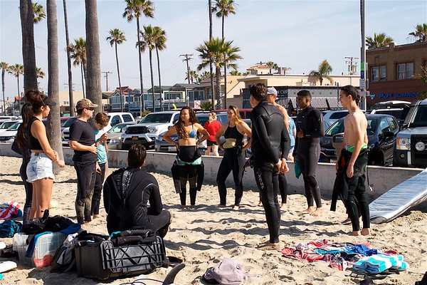 2018-5-5 Surfing Ministry Event