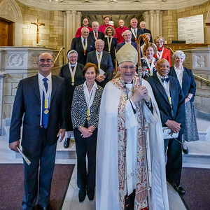 2019 Conferral of Papal Honors - Laity