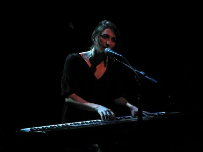 Aqualung & Sarah Bareilles - 10 May 07 - The Fillmore - San Francisco, CA