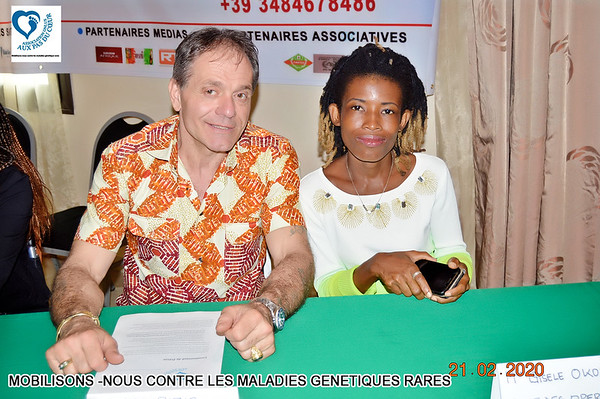 Rare Disease Day in West Africa, March 2020
