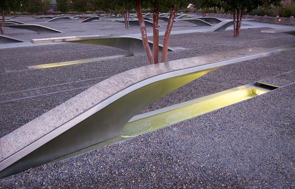 Pentagon 9-11 Memorial