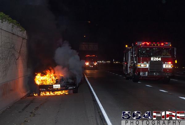 LAFD - Auto Fire - 5-3-15