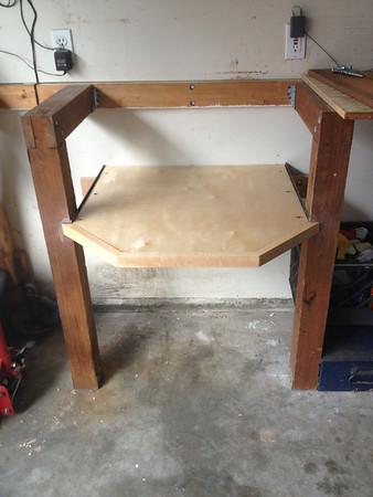 Drill Press Stand