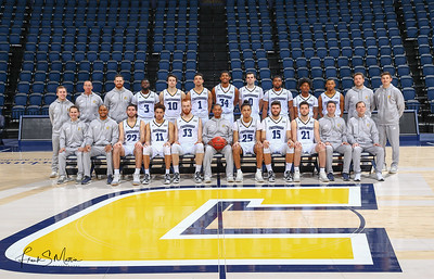 UT Chattanooga Basketball 2018-19