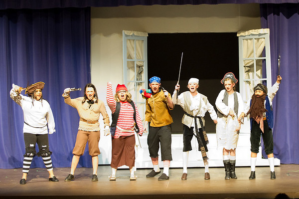 Peter Pan - MJHS Play