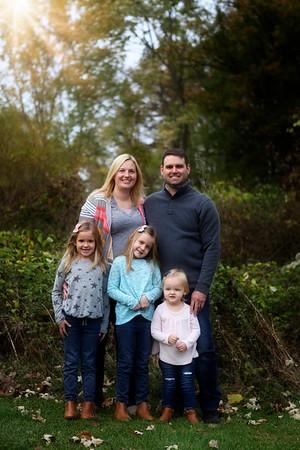 Minger Family 2020