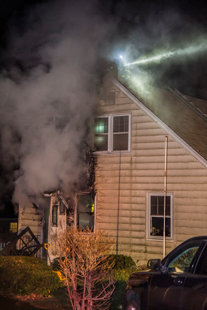 West Haven 117 South St. dwelling fire