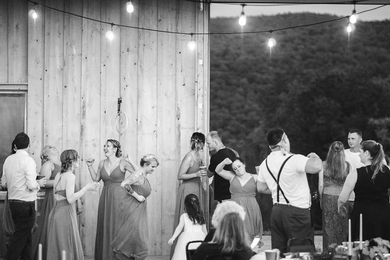 White Hollow Acres Summer Rustic Boho Barn Wedding Upstate New York 144.jpg