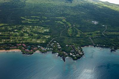 South Maui Aerials photos/Makena