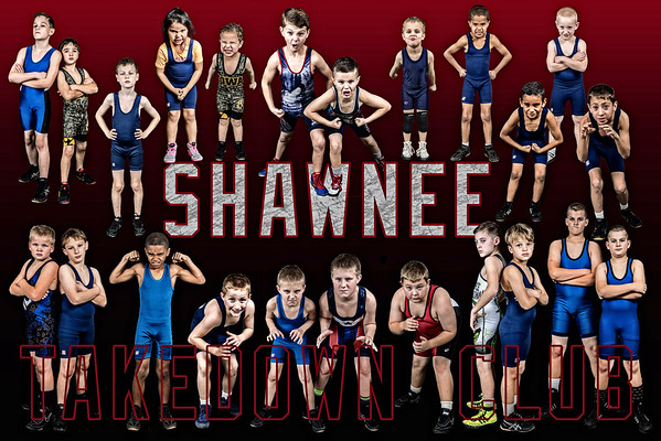 Shawnee Takedown Club Team Photos