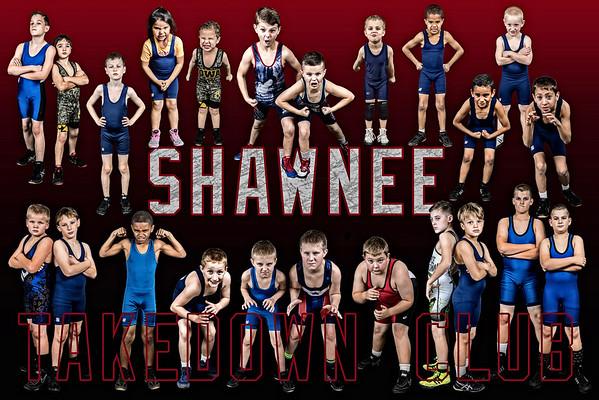 Shawnee Takedown Club Team Photos