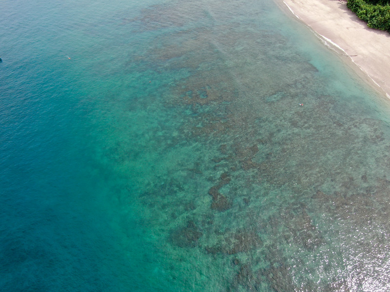 Tortuga Island Secluded Beach Paradise in Costa Rica