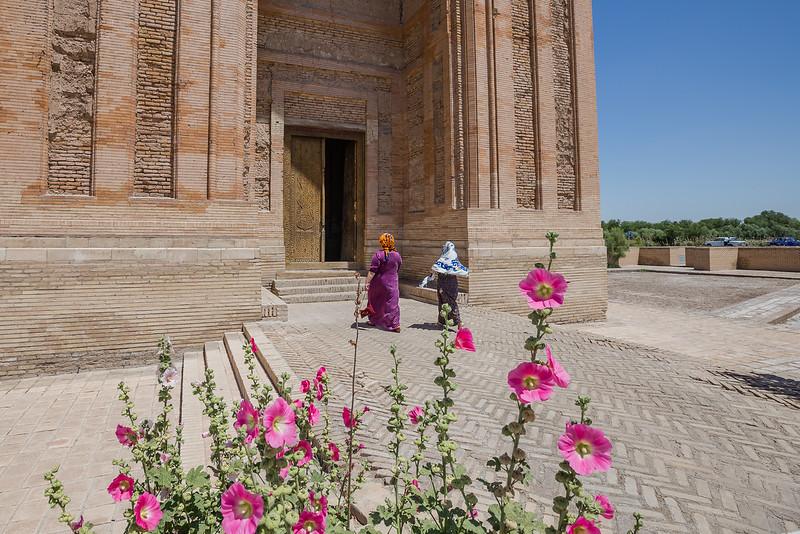 Kunya-Urgench, Turkmenistan Travel