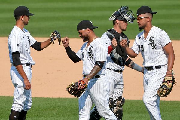 Chicago White Sox vs Pittsburg Pirates 08262020