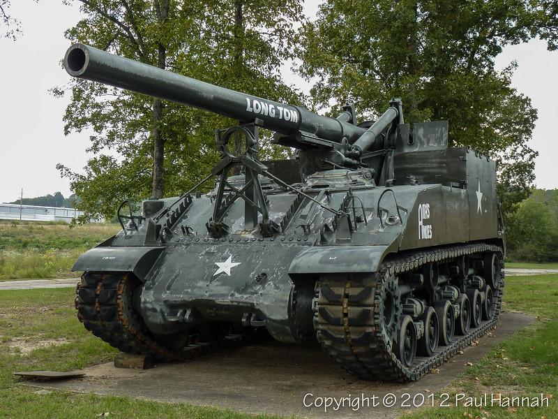 ARNG Armory - Mena, AR - M40