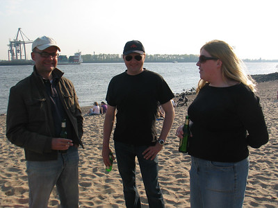 Lenz' Birthday - Hamburg - May 2006