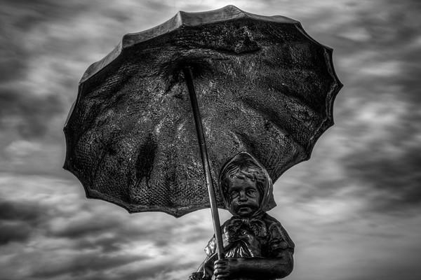 The Umbrella Girl