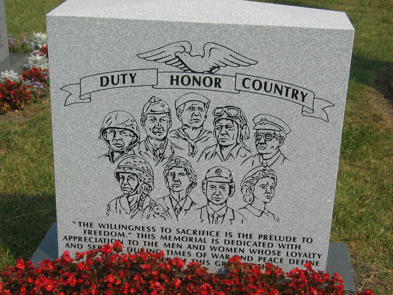 Duty, Honor, Country