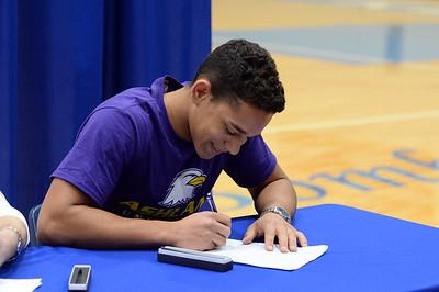 College Signing (2/3/2016)