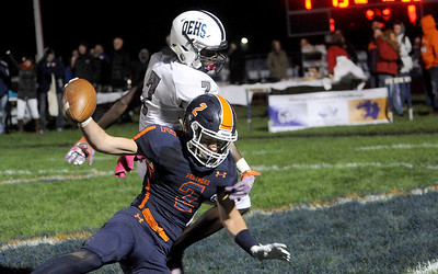 Oswego vs Oswego East 10/11/19