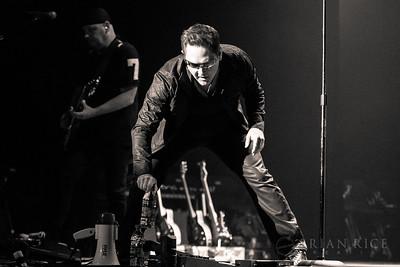 Rattle and Hum, U2 Tribute, at Ameristar Casino 11.05.16