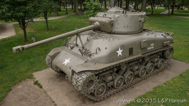 Central Park - Griffith, IN - M4A1(76) HVSS