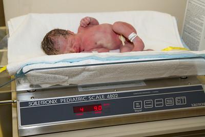Eli's Birth