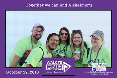Lee County Walk to End Alzheimer's 2018