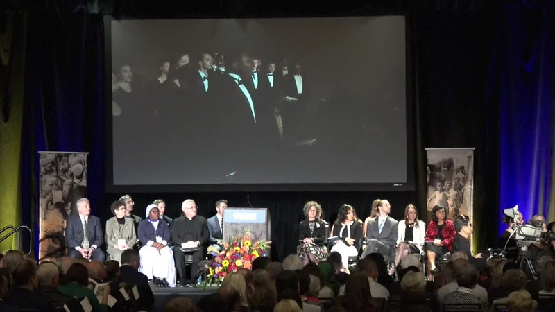 2017 Opus Prize Hosted by Regis University