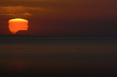 Rob Lenz 1 Eclipse sunset
