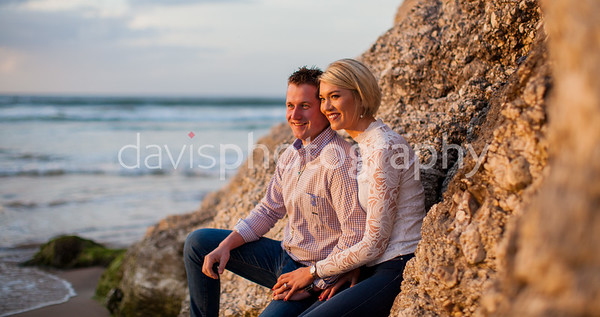 Joanna & Andrew Pre Wedding Shoot