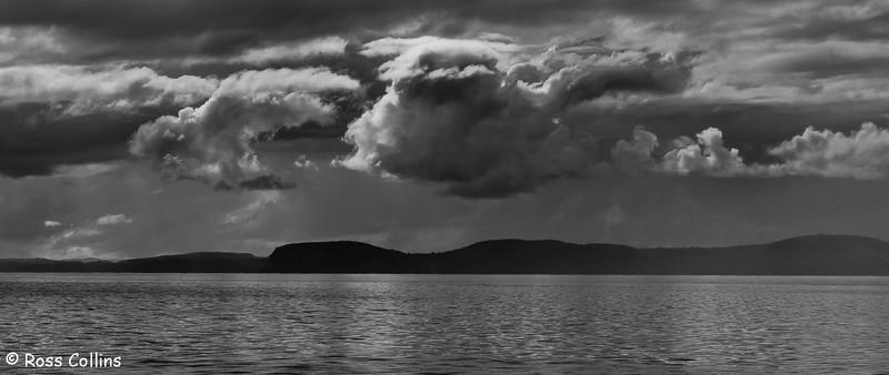 Lake Taupo 2007