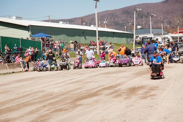 Power Wheels Race