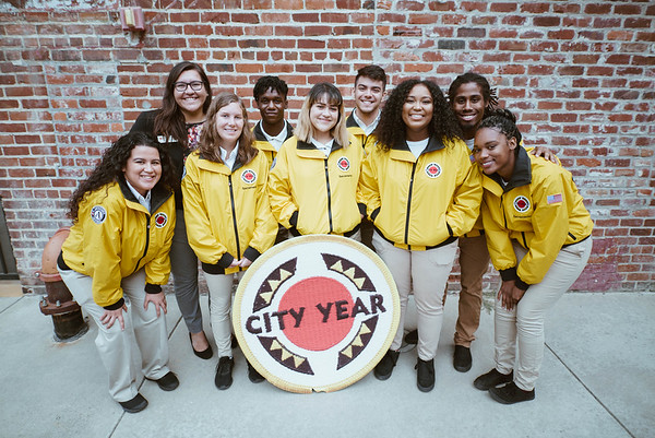 Opening Day 2017 - City Year Sacramento