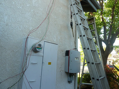 PG&E Dual Meter Installation for EV Charging