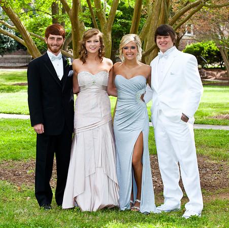2013 East Gaston Prom - 4/26/13