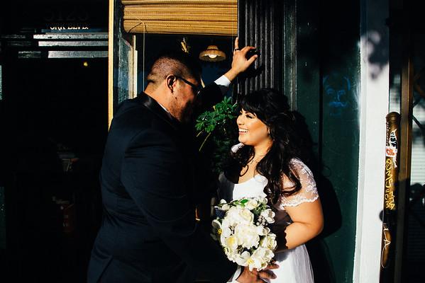 Vinneza and Moises / Highland Park, CA Wedding
