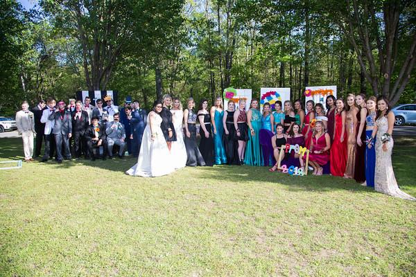 Belmont's Pre Prom 2018