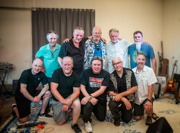 2019 - Marty - Band Reunion, July