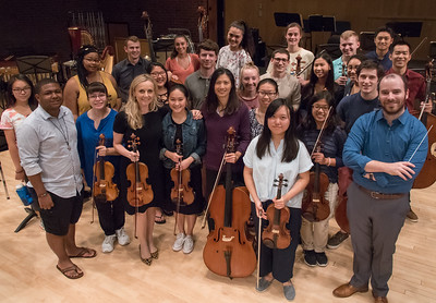 UConn String Area Fall 2018