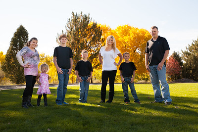 Cryer Family 2014