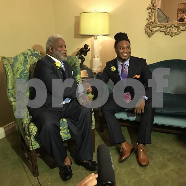 Earl and Foreman