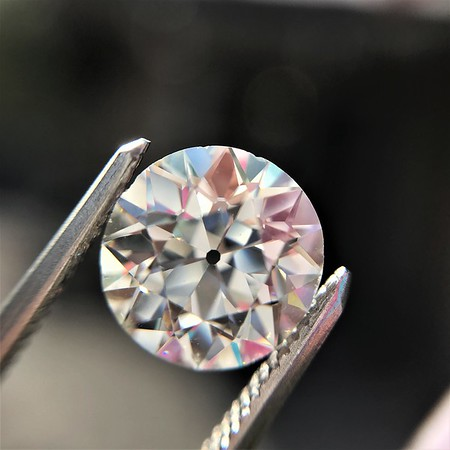 2.01ct Old European Cut GIA I VS2