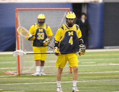 2010 Michigan Lacrosse East vs West Game