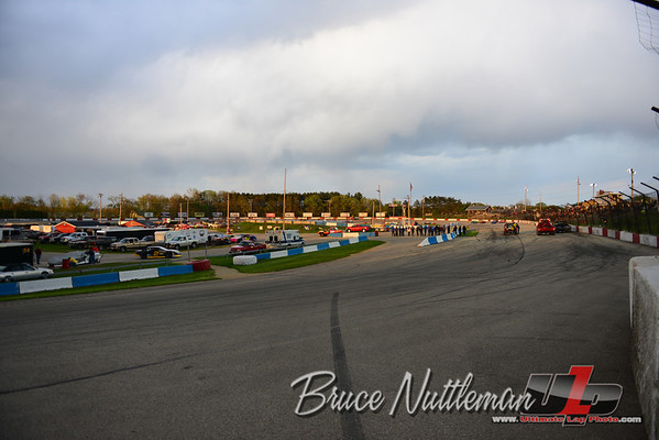 LaCrosse Speedway Practice, May 17th, 2014