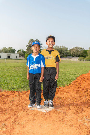 Tee Ball Dodgers