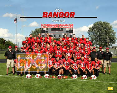 Bangor football FB19