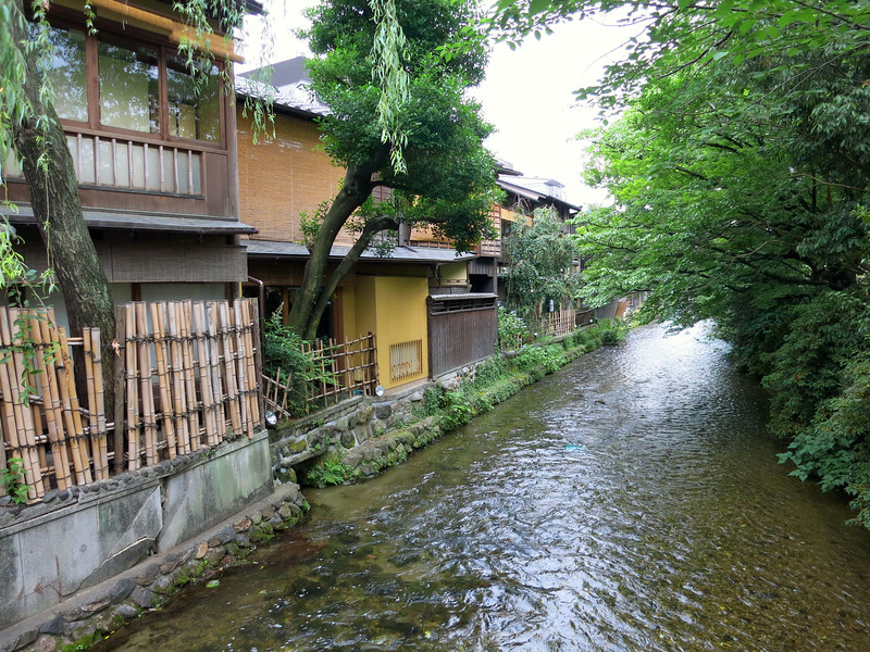 Geisha district, Kyoto
