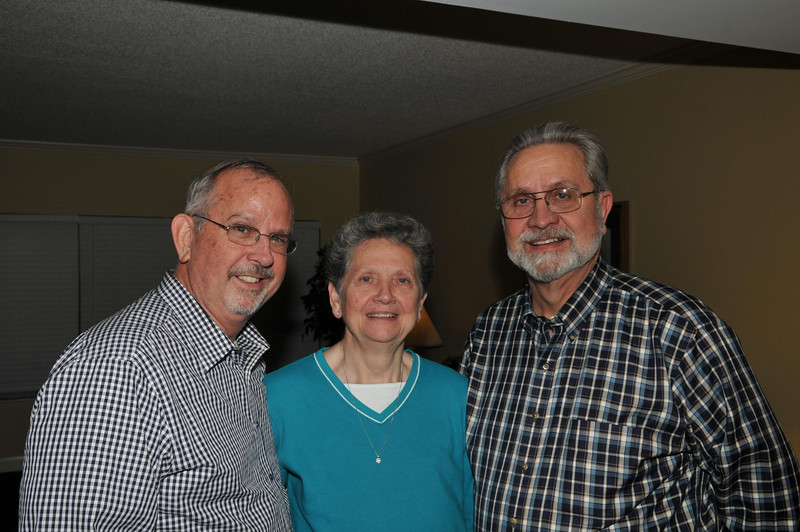 Mike, Judy & Ron